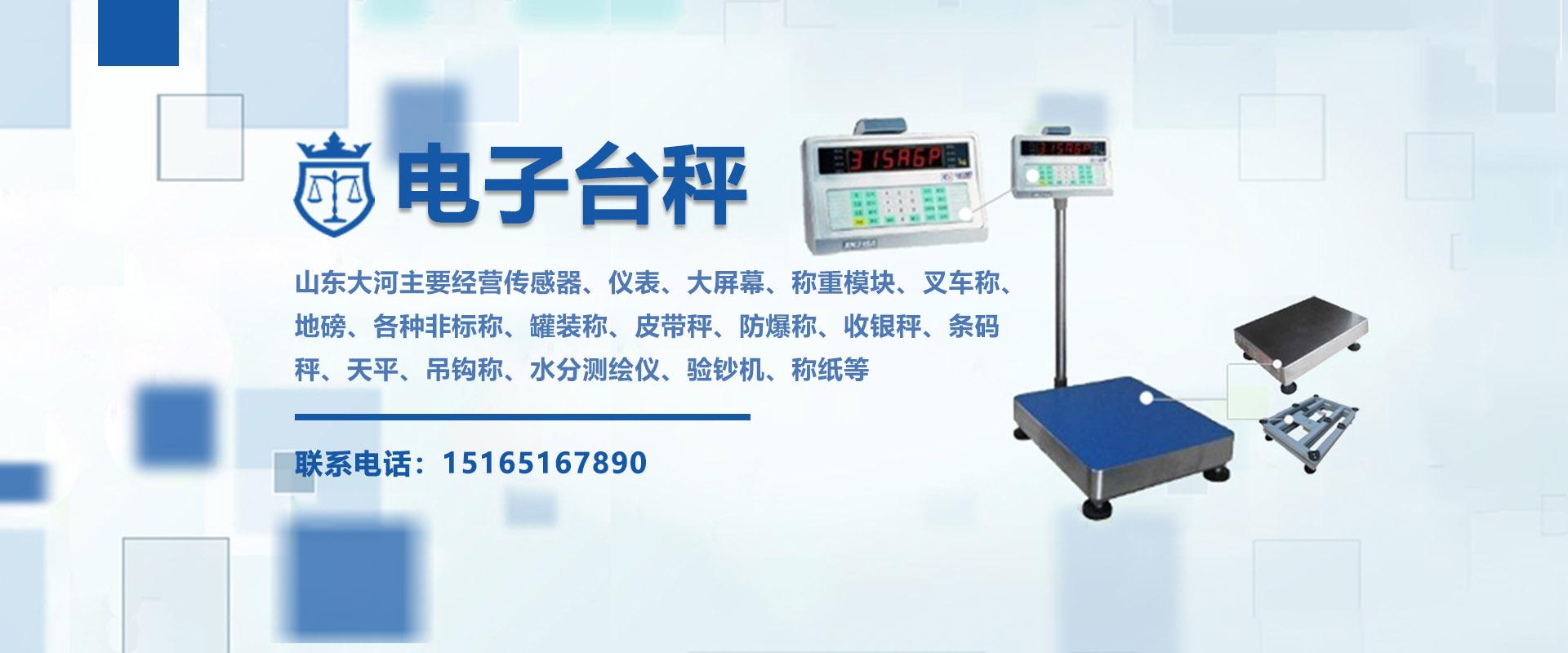电子秤生产厂家