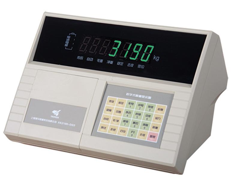 耀华XK3190DS3数字仪表
