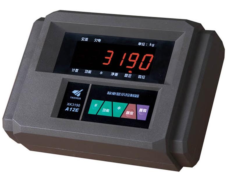 耀华XK3190-A12+EK3电子秤仪表